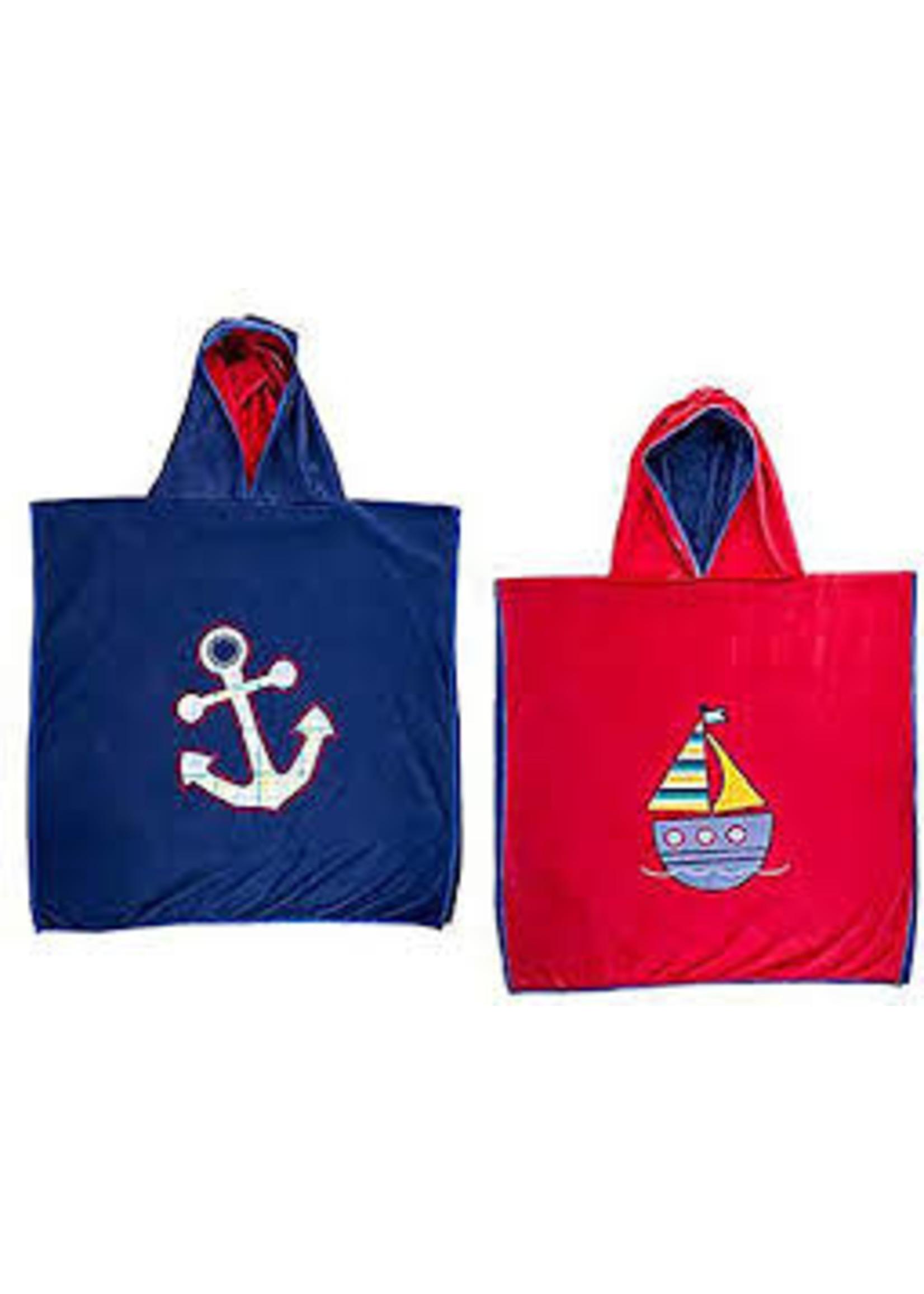 Cover-up Anchor/Sailboat