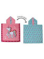 Flapjack Kids Cover-up Unicorn/Tropical