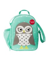 3 sprouts 3sprouts Insulated Lunchbag (Owl)