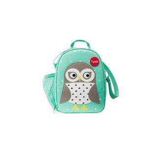 3 sprouts Insulated Lunchbag (Owl)