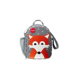 3 sprouts 3sprouts Insulated Lunchbag (Fox)