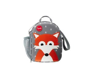 3 Sprouts Insulated Lunchbag (fox)