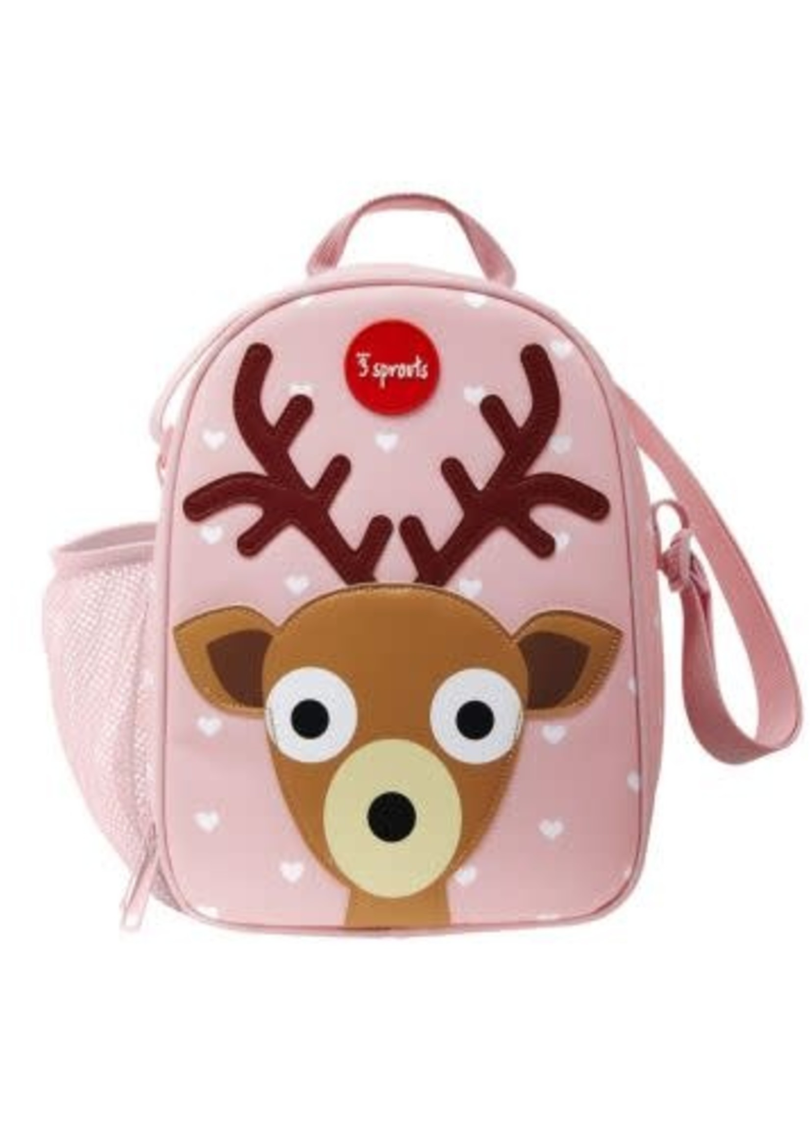 3 sprouts Insulated Lunchbag (Deer)
