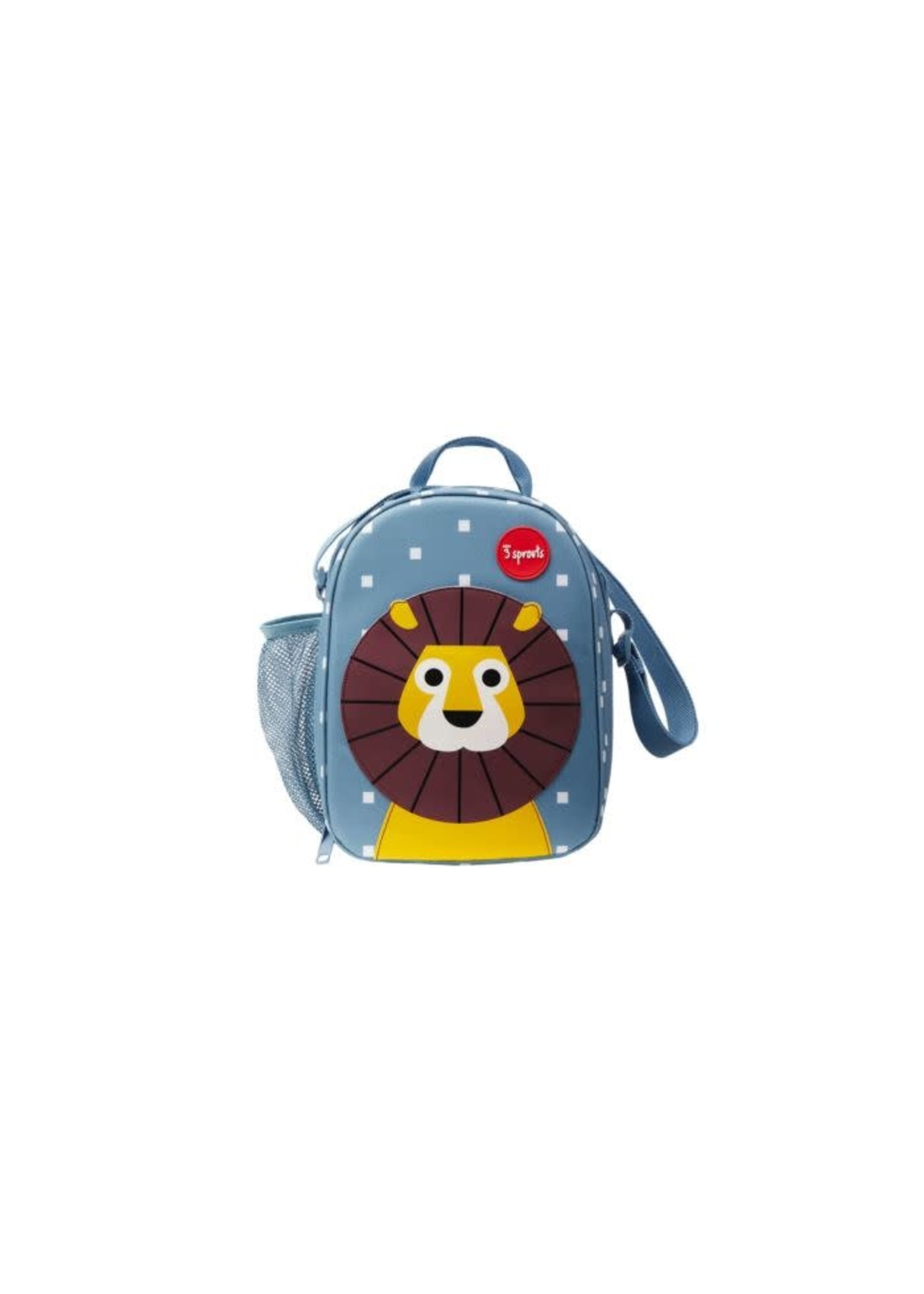 3 sprouts Insulated Lunchbag (Lion)