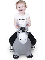 Waddle Waddle Bouncy Ride On Horse (Grey)