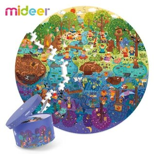 Mideer Mideer Day In Forest Puzzle (150pc)