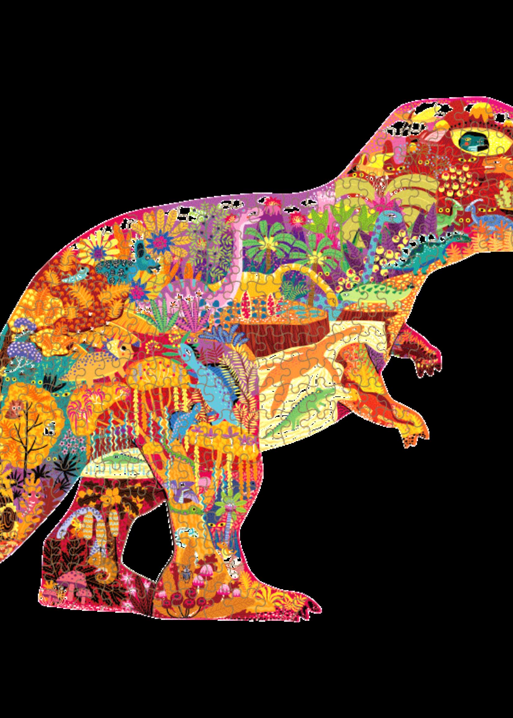 Mideer Mideer Dinosaur World Puzzle (280pc)