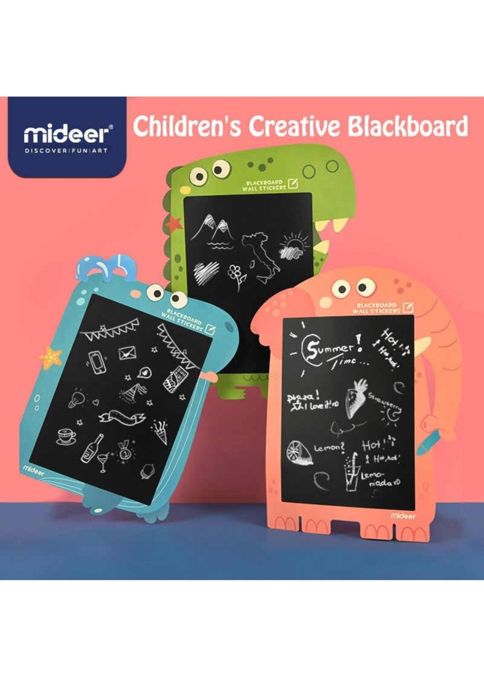 Mideer Mideer blackboard dino