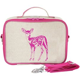 SoYoung SoYoung Insulated Lunchbag (Pink Fawn)