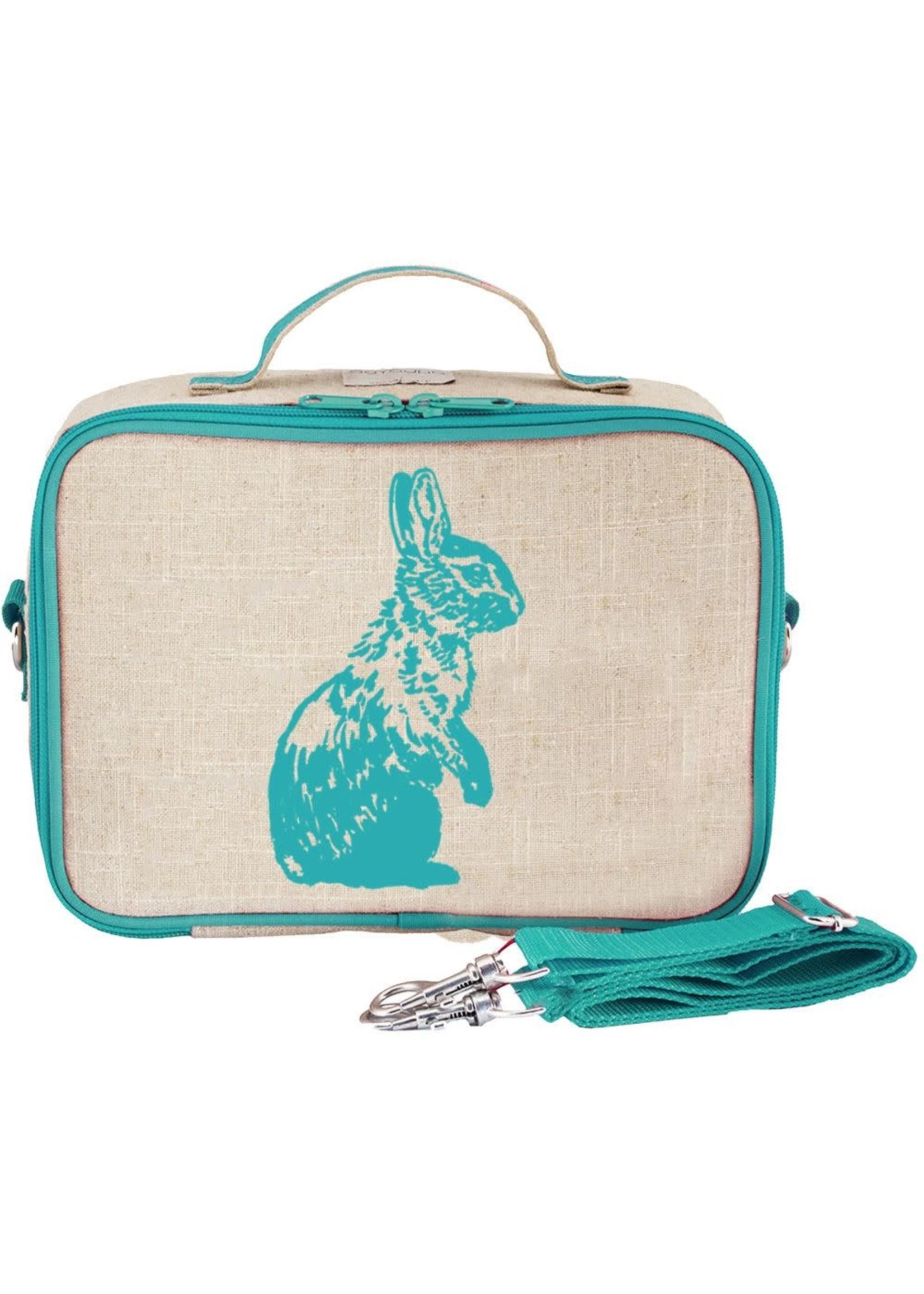 SoYoung SoYoung Lunchbag (Aqua Bunny)