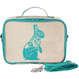 SoYoung SoYoung Insulated Lunchbag (Aqua Bunny)
