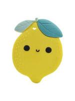 Loulou Lollipop Loulou Lollipop Silicone Teether (Lemon)