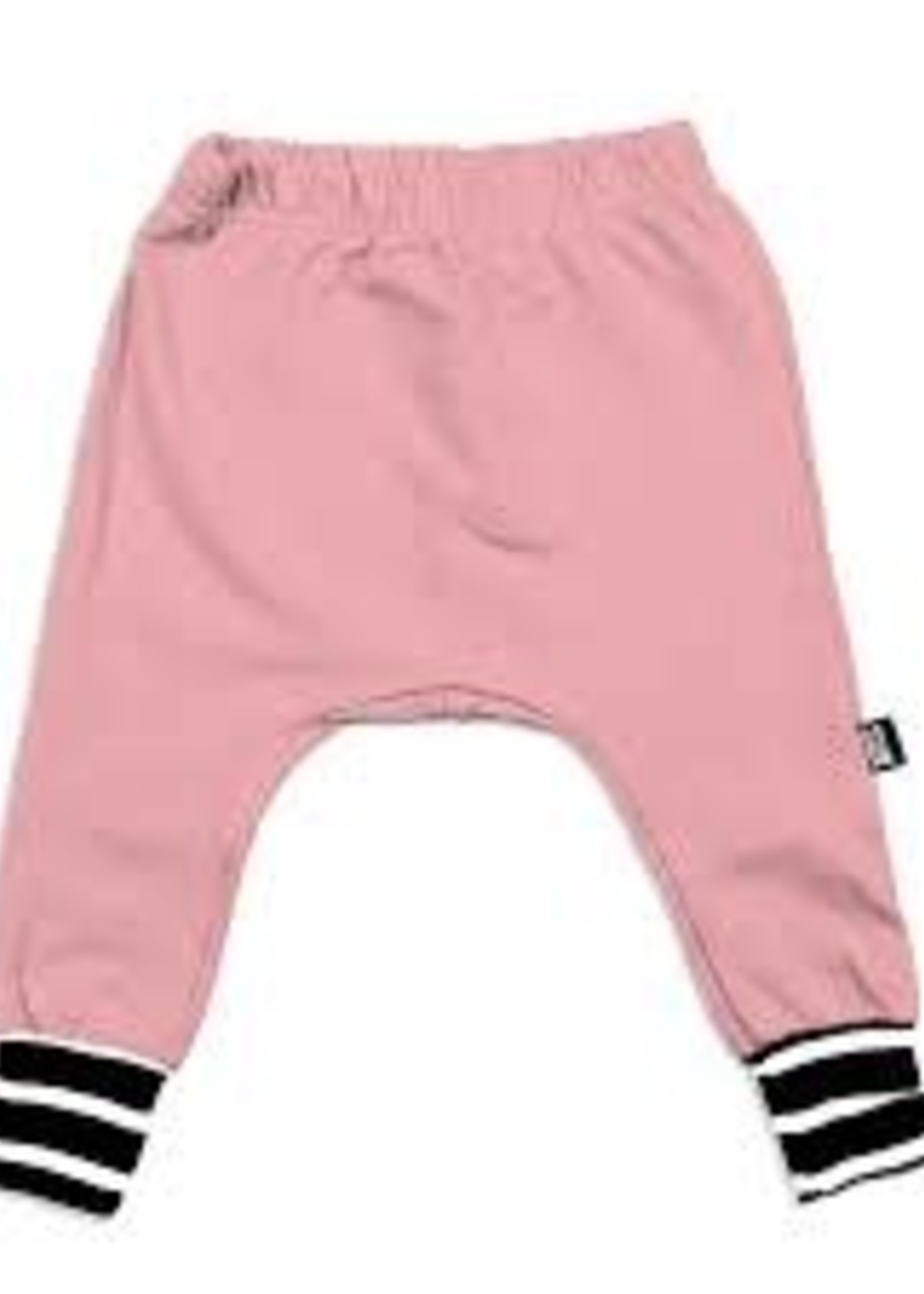 Whistle & Flute W&F Bamboo Jogger Pink