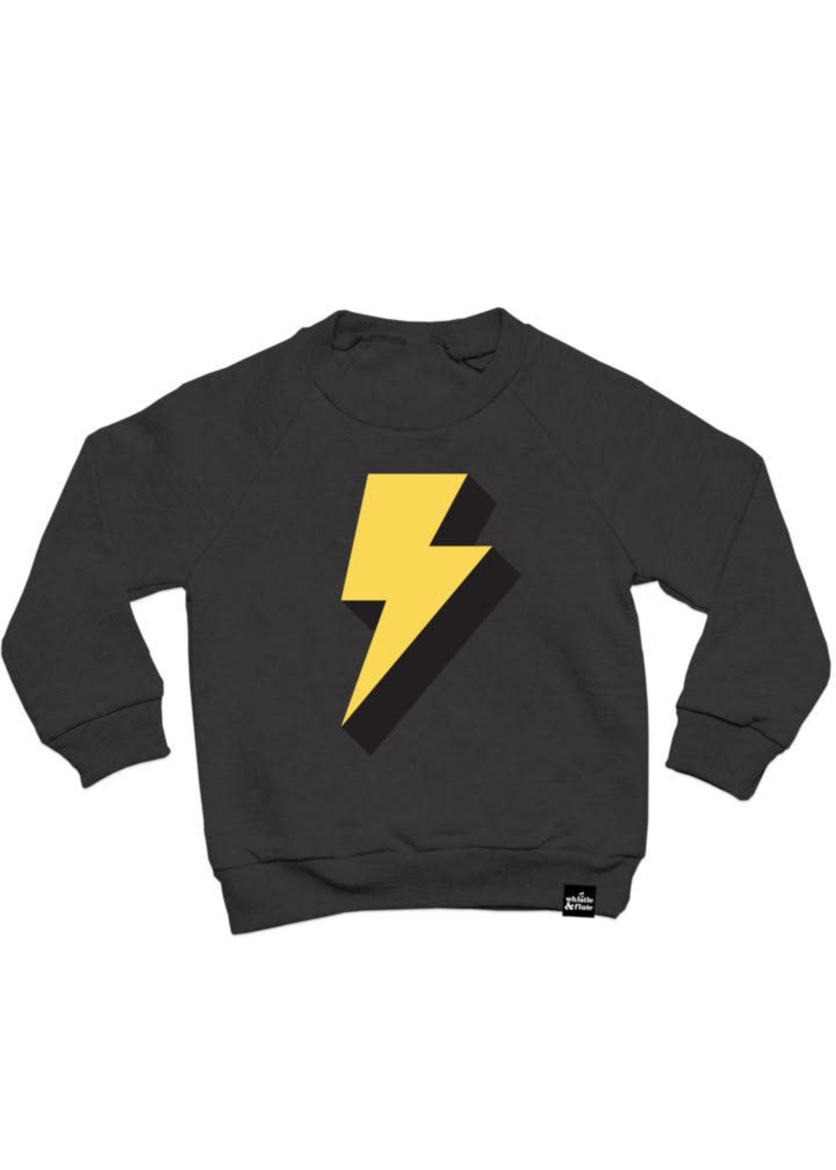 Whistle & Flute WF Lightning Bolt Sweater