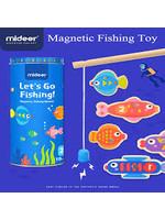 Mideer Mideer Magnetic Fishing Game