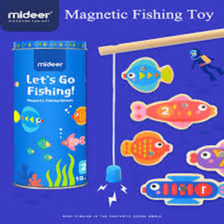 Mideer Mideer Magnetic Fishing Game