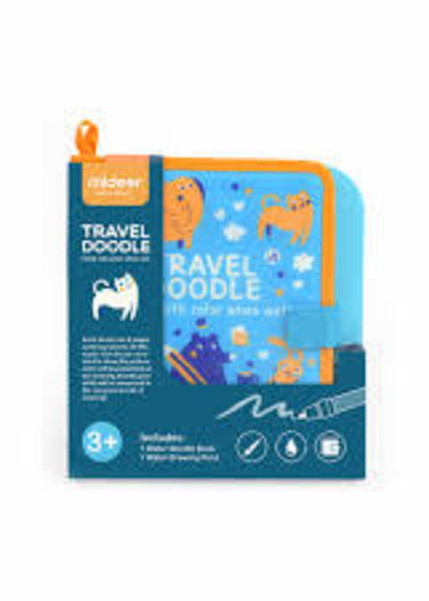 Mideer Mideer Travel Doodle (Blue)