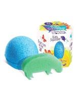 Bath Squiggler Bath Squiggler Single (Lt Blue)