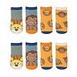 FJ Toddler Socks 1-3yr (Lion/Monkey)