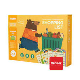 Mideer Mideer Shopping List Board Game