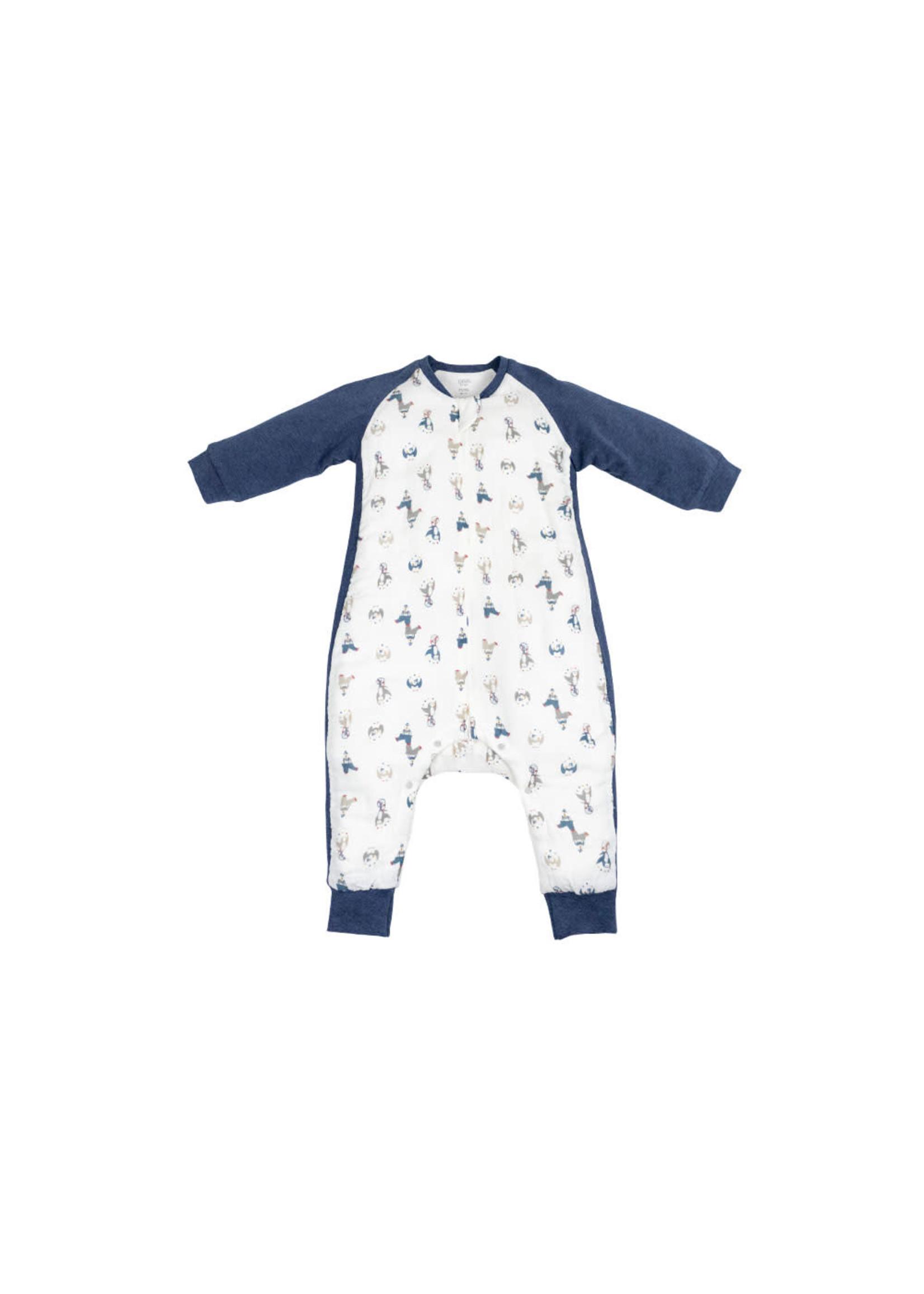 Nest Designs ND 2.5 Sleep Suit (Circus Puffin - Longsleeve)