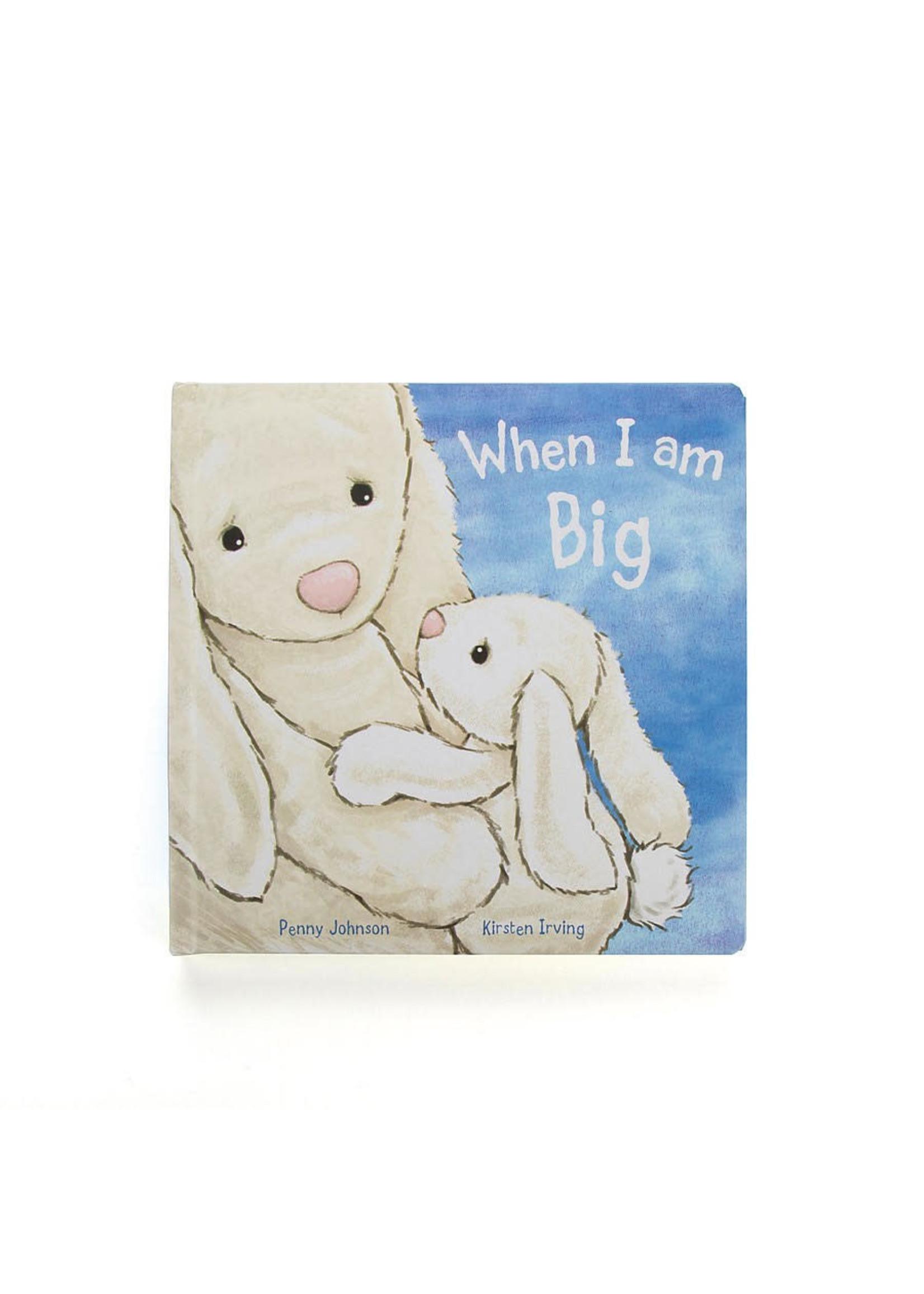 Jellycat JC When I Am Big Book