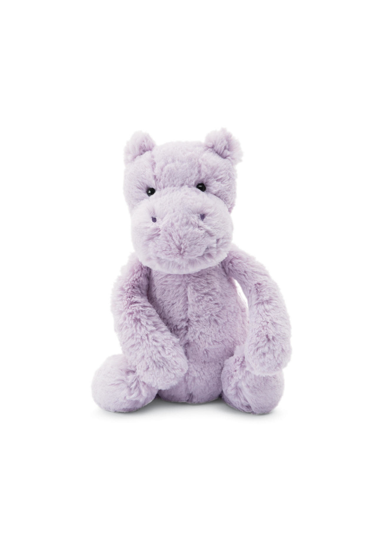 Jellycat JC Medium Bashful Lilac Hippo