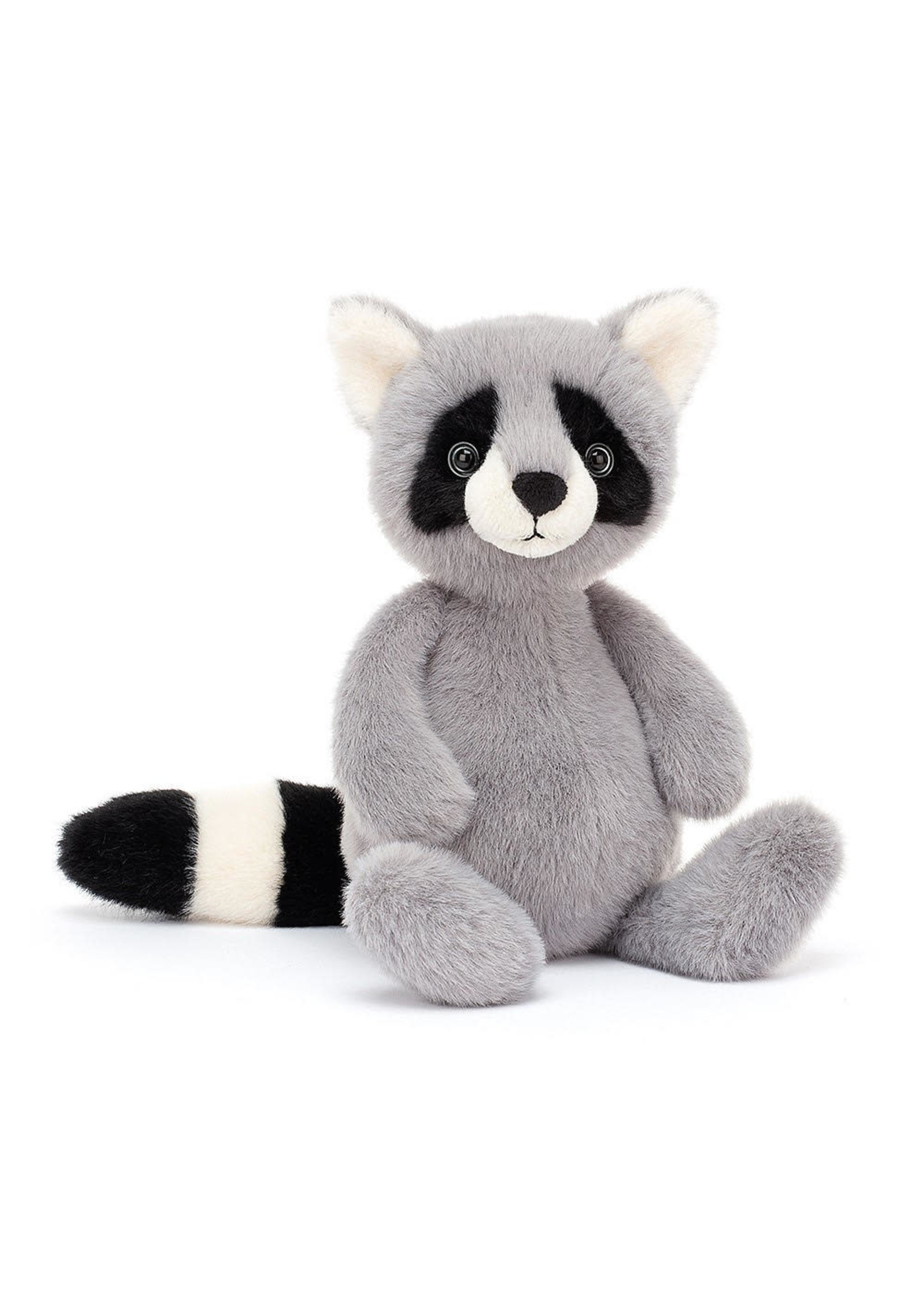 Jellycat JC Whispit Raccoon