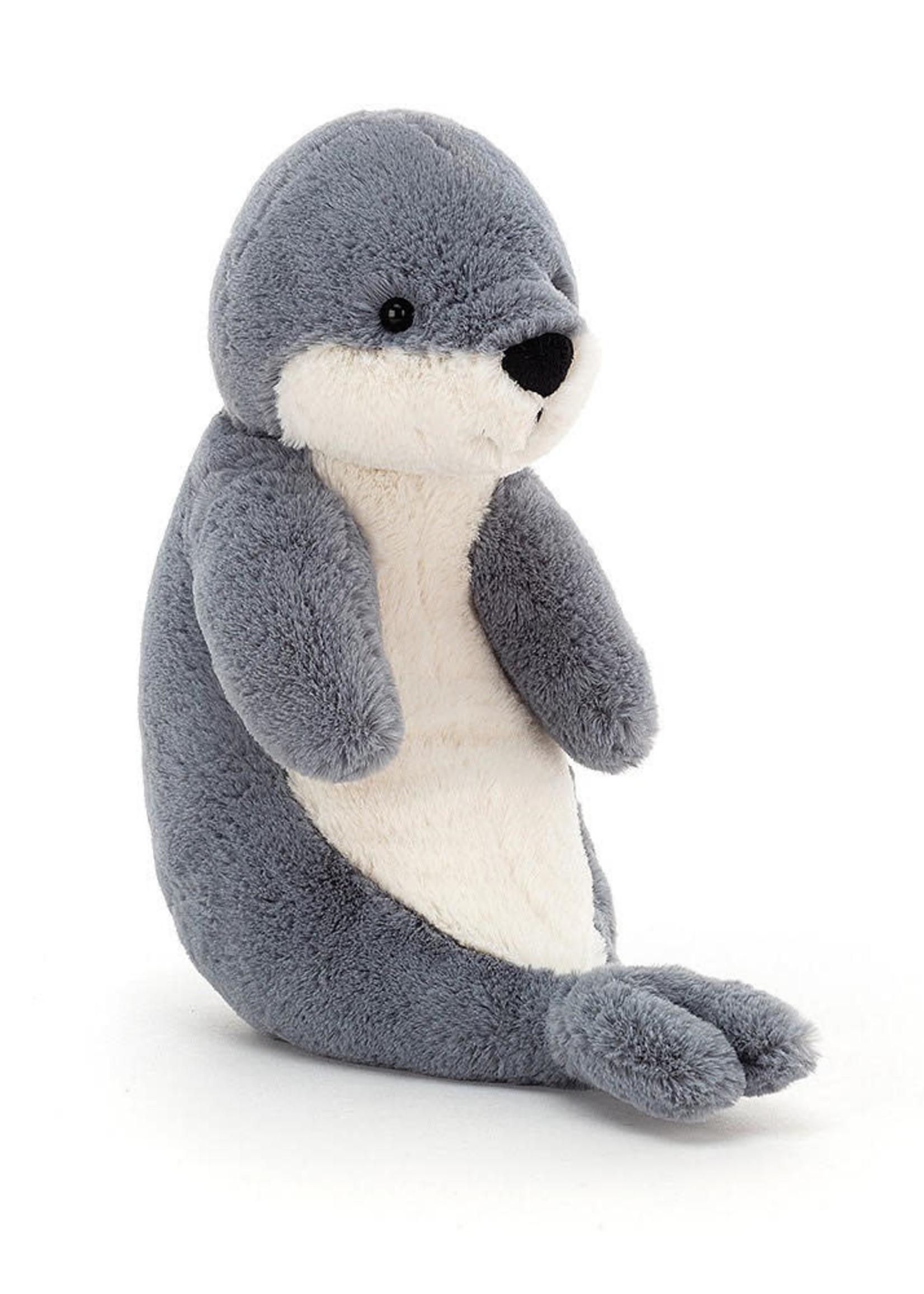 Jellycat JC Medium Bashful Seal