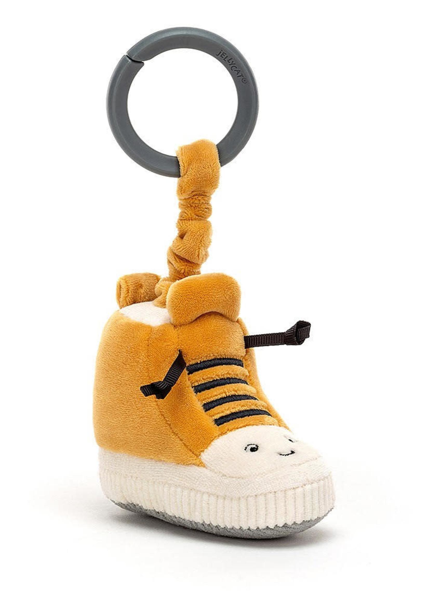 Jellycat JC Jitter Toy (Kicketty Sneaker)