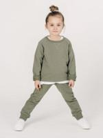 Miles Baby Miles Baby Jogger (Khaki Green)