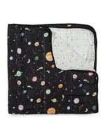 Loulou Lollipop Loulou Lollipop Muslin Blanket (Planets)