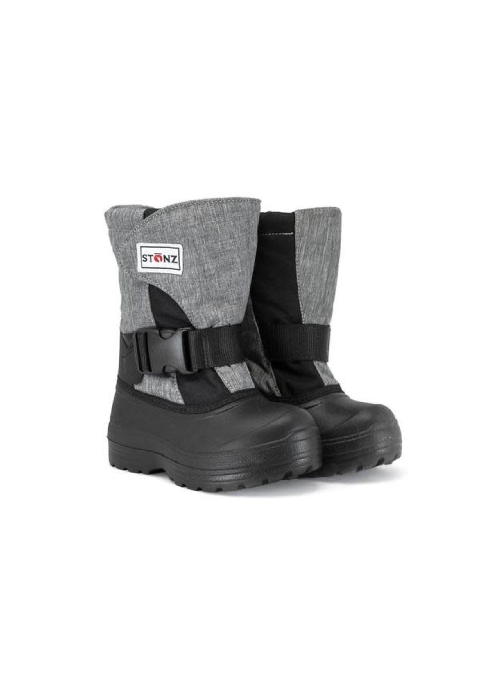 Stonz Trek Boots Heather Grey