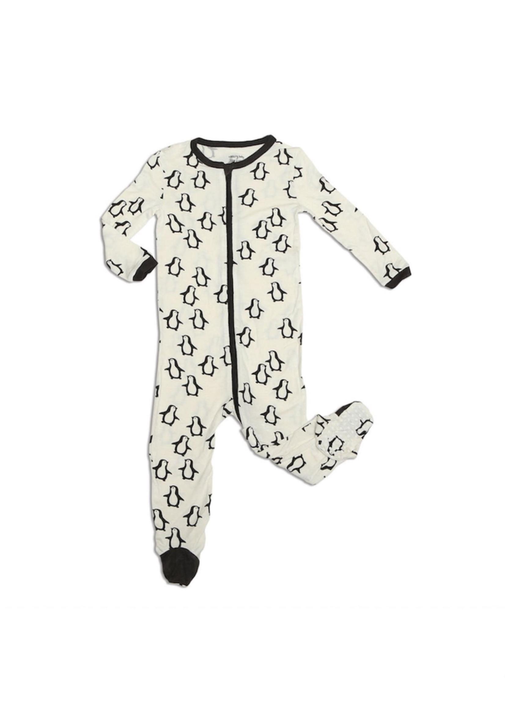 silkberry SB Pajama (Penguin Waddle)