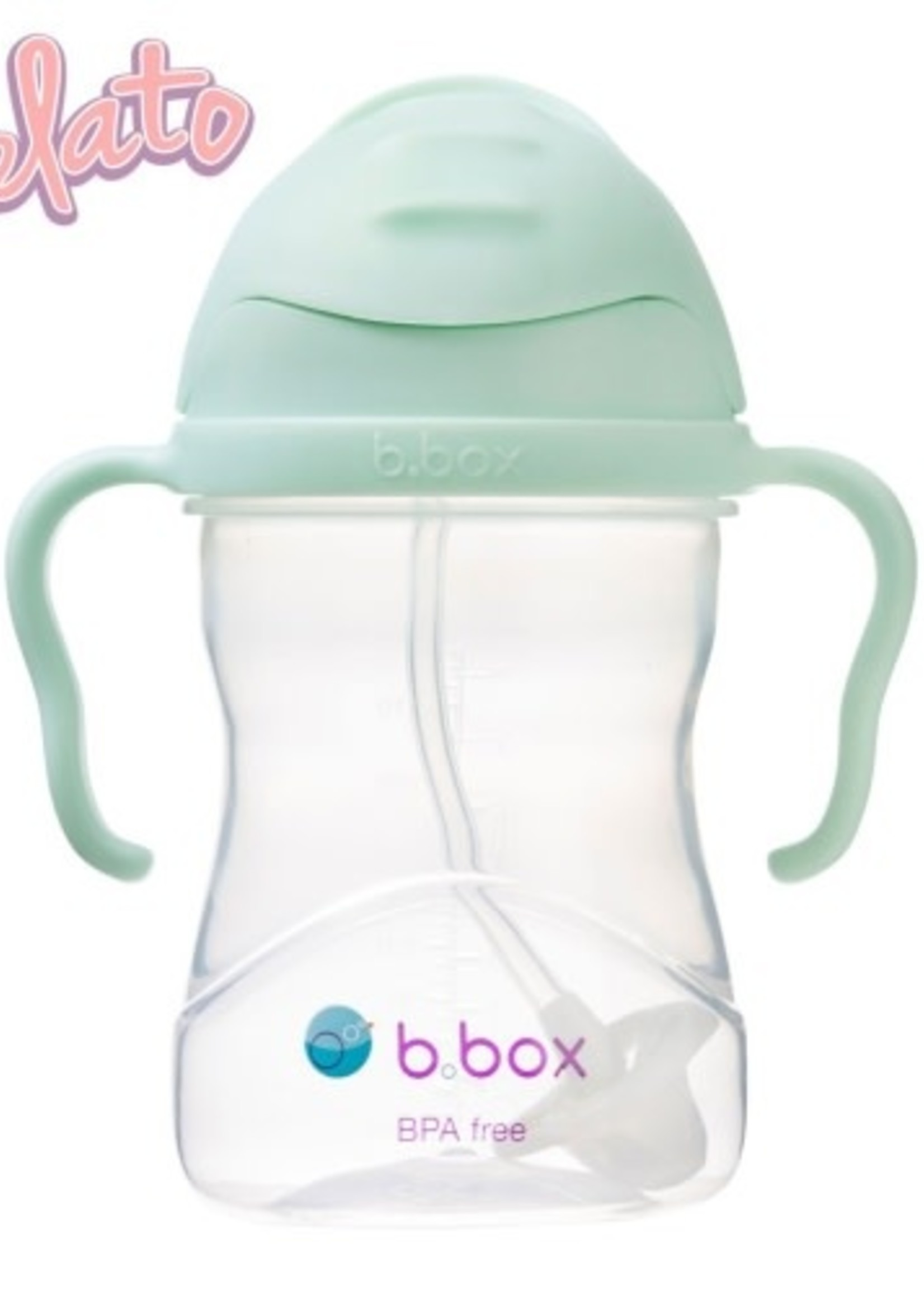 b.box b.box Sippy Cup (Pistachio)