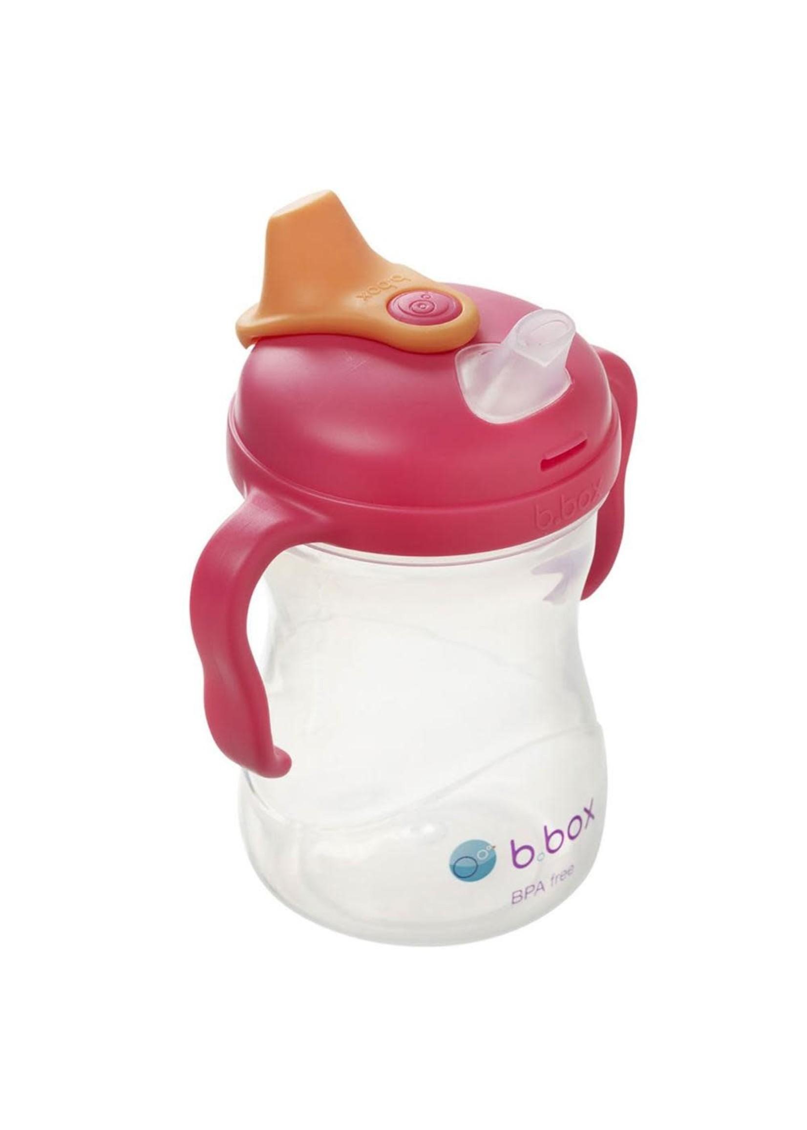 b.box b.box Spout Cup (Raspberry)