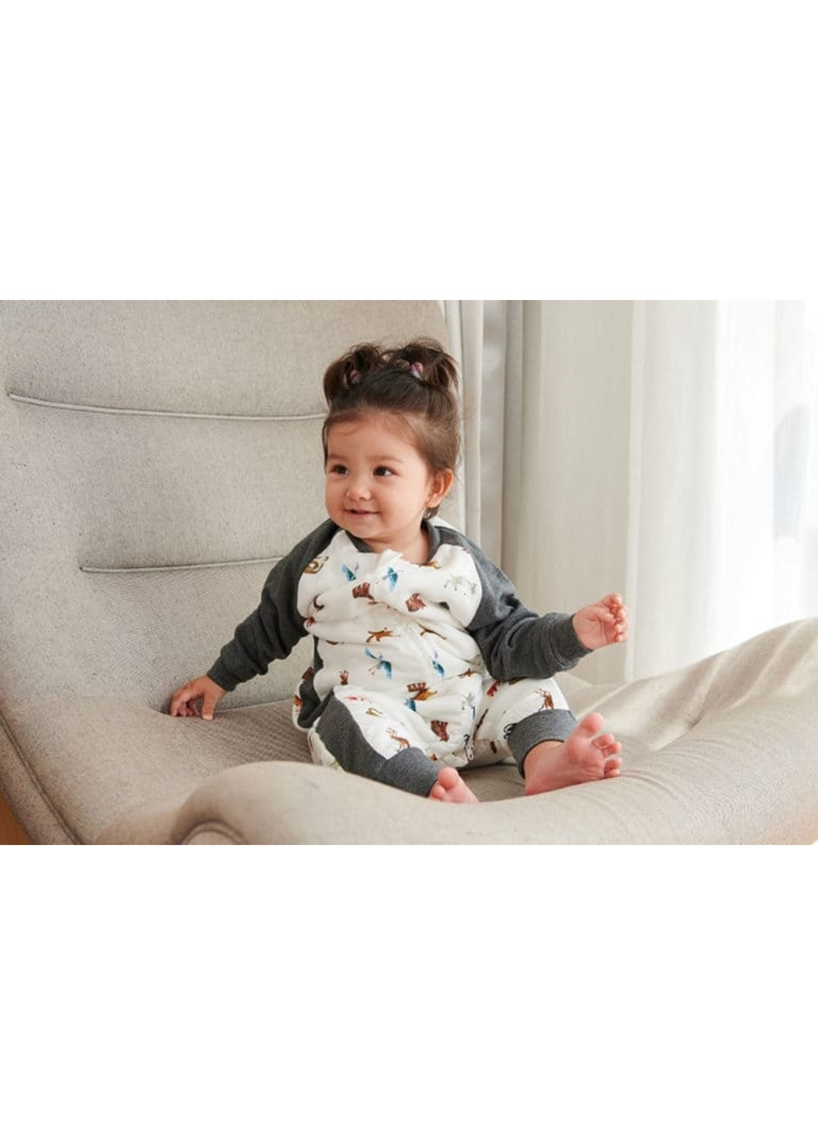 Nest Design ND 2.5 Sleep Suit (Baby Bear- Longsleeve)