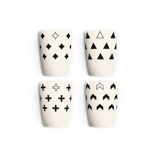 Young Lux Young Lux Bamboo Cup (4pk)