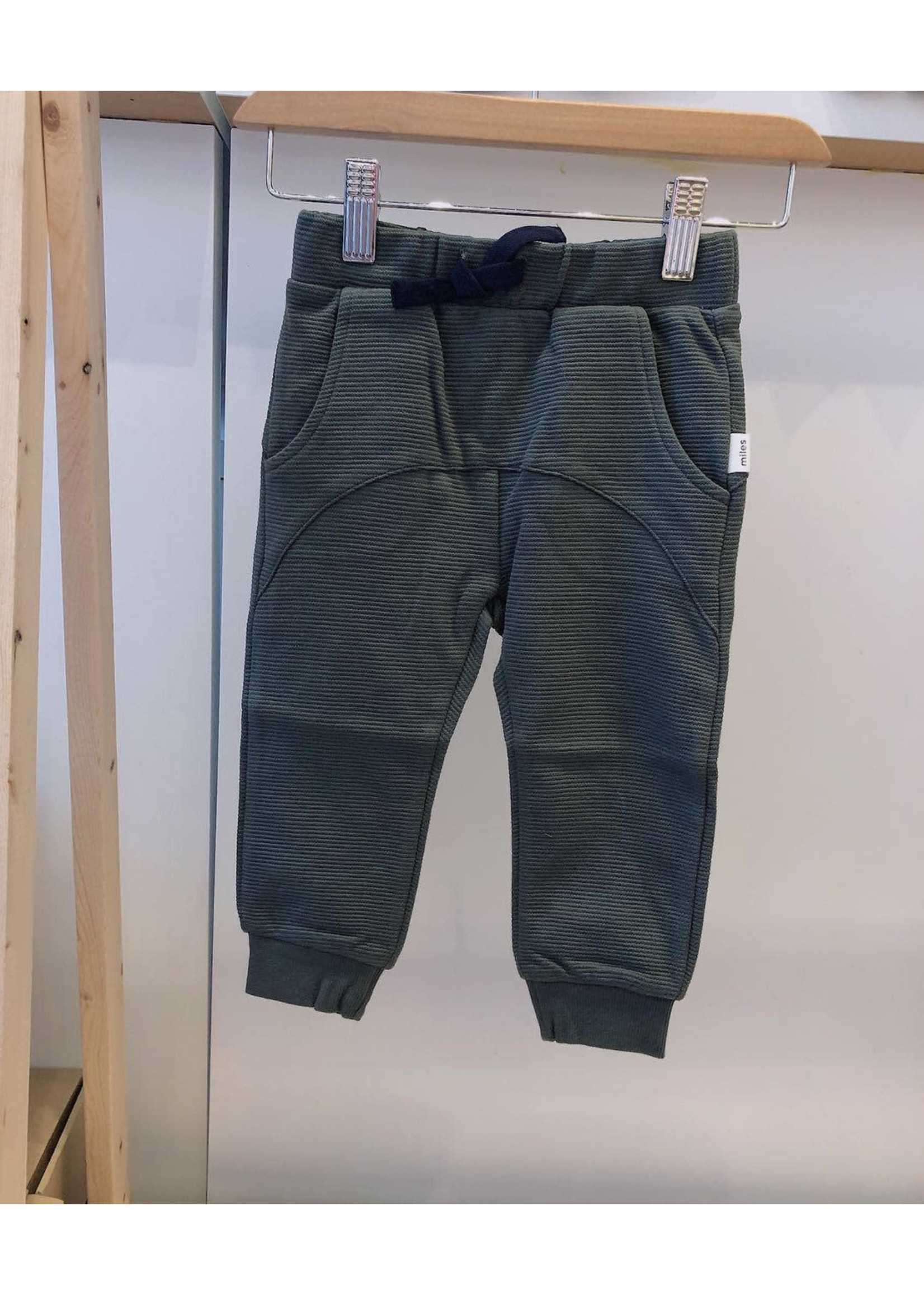 Miles Baby Miles Baby Jogger (Olive)