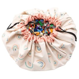 Play & Go Play & Go Storage Bag/Playmat (Rainbow)