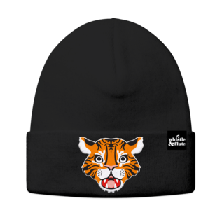 Whistle & Flute Whistle & Flute Tiger Beanie
