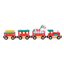 Janod Janod Magnetic Train (Circus)