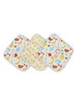 Loulou Lollipop Loulou Lollipop Washcloth 3pc Set (Assorted)