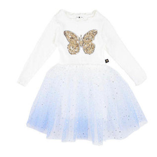 PH Butterfly Blue Tutu Dress