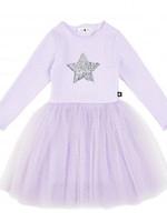 Petite Hailey Petite Hailey Star Lavender Tutu Dress