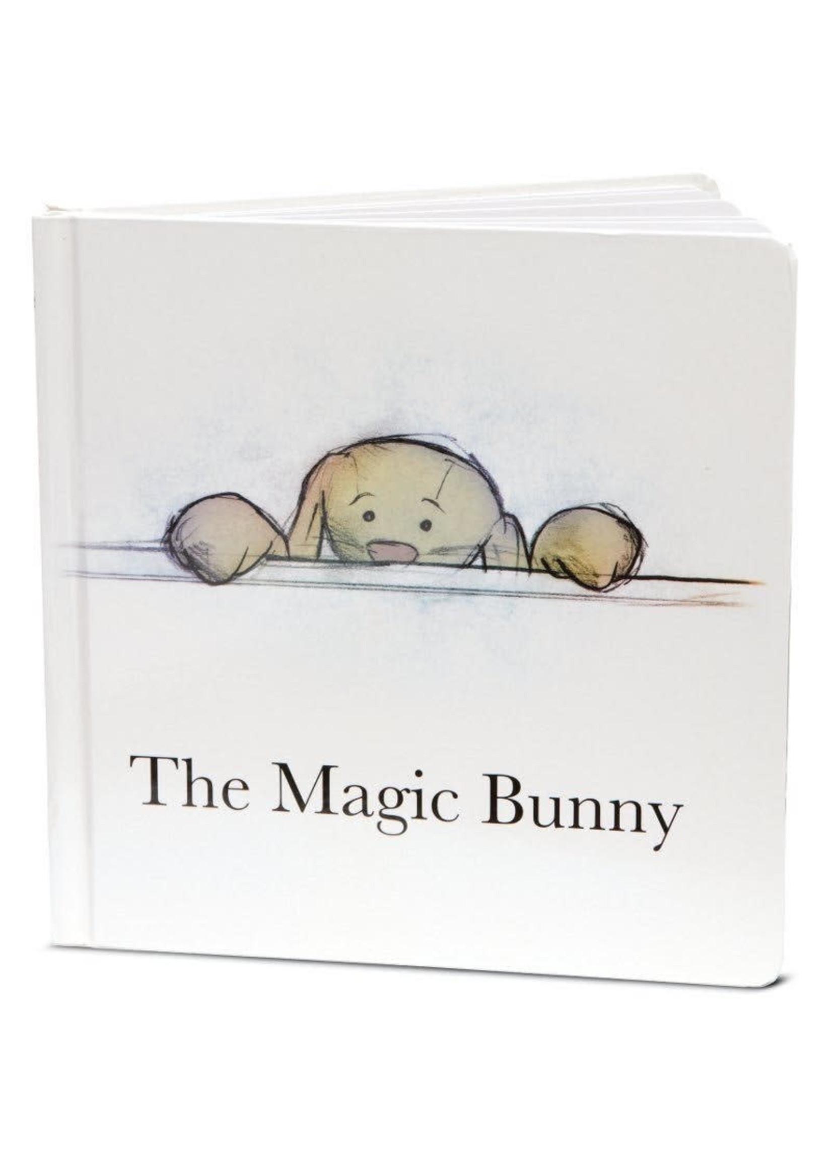 Jellycat JC The Magic Bunny Book