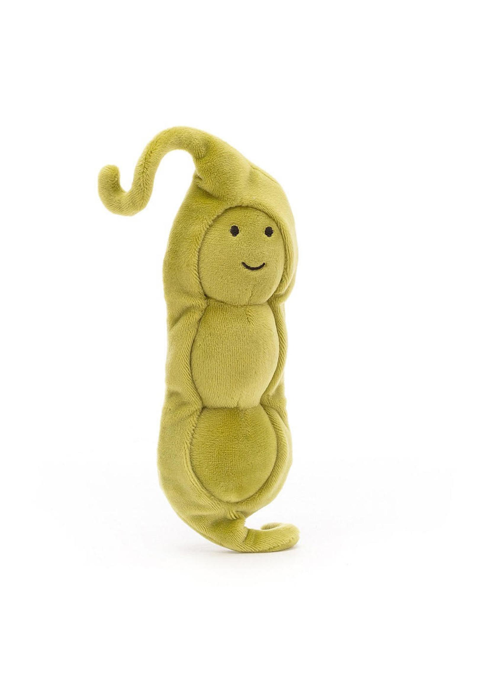 Jellycat JC Vivacious Vegetable (Pea)