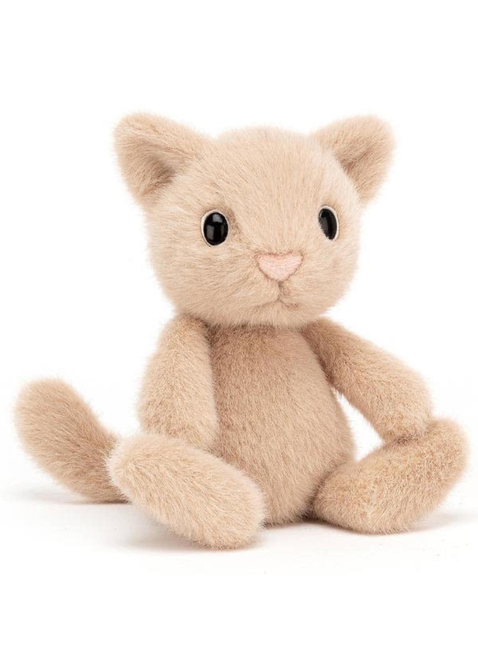Jellycat JC Fuzzle Kitten