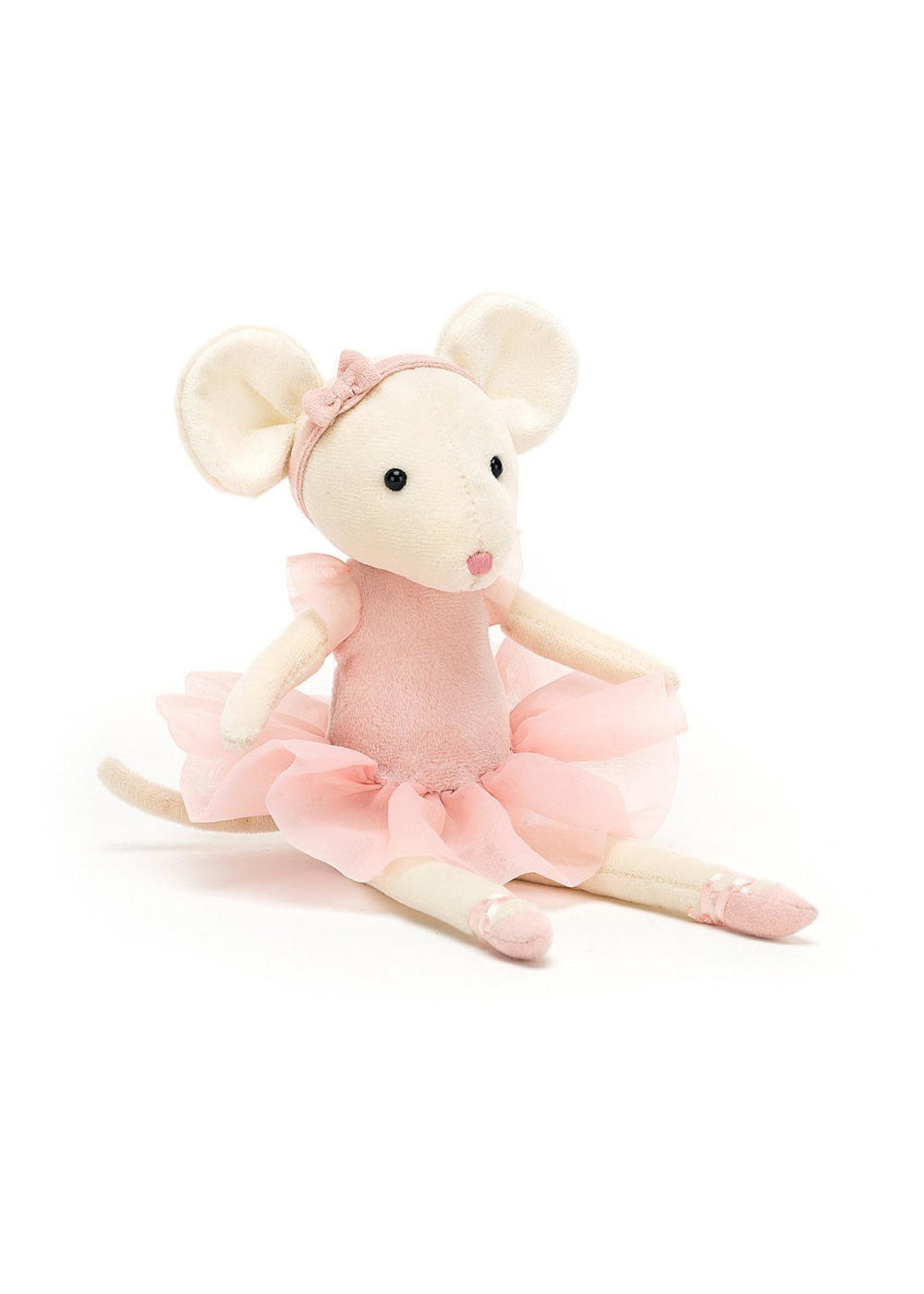 Jellycat JC Candy Pirouette Mouse