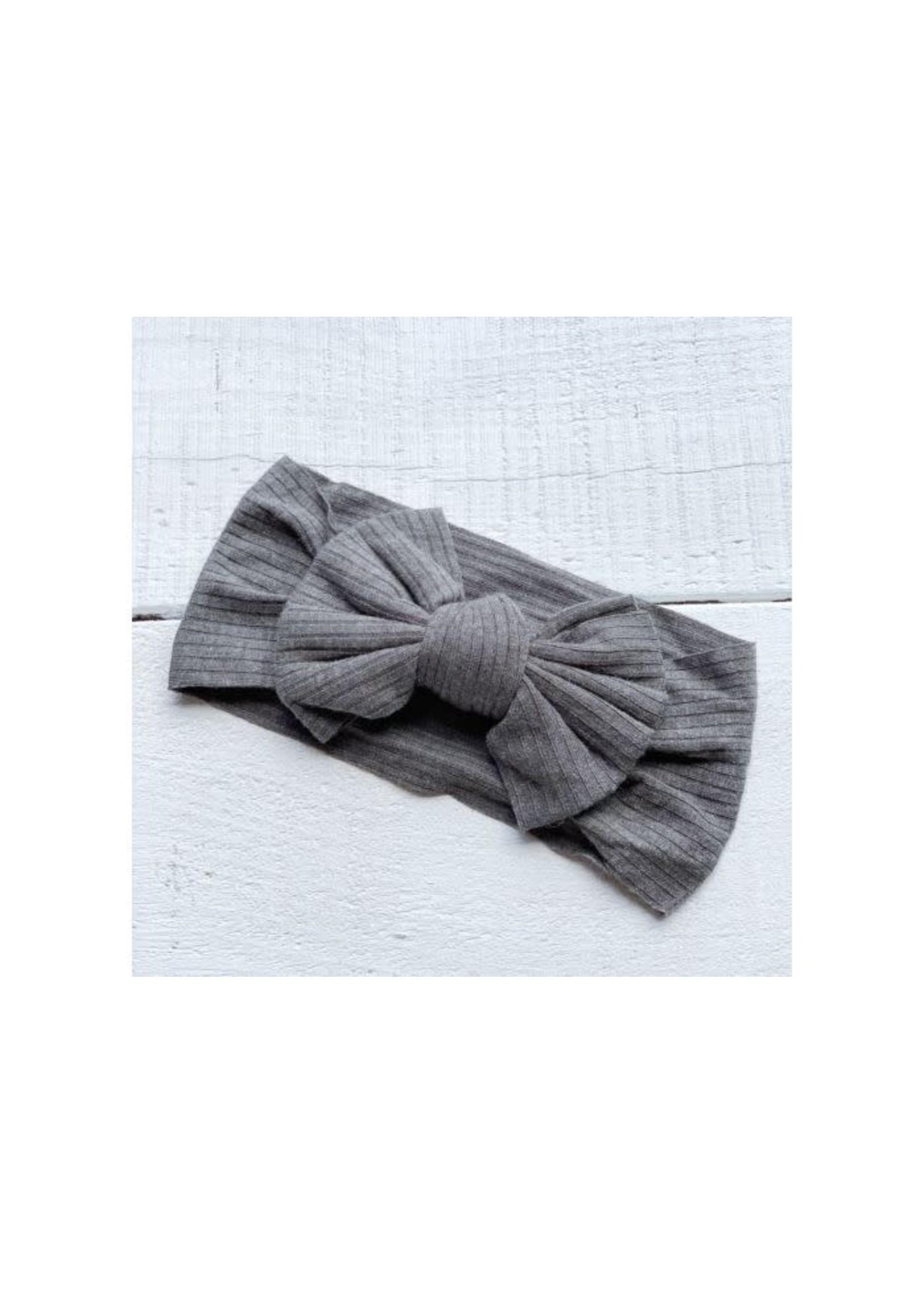 mini bretzel MB Headband (Sunflower Grey)